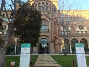 Sant Pau campus.